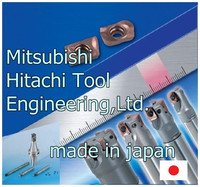 Mitsubishi Hitachi Tool Engineering,Ltd. Japanese Indexable Tools10