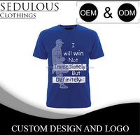 100% cotton Custom Printing Men's T shirt