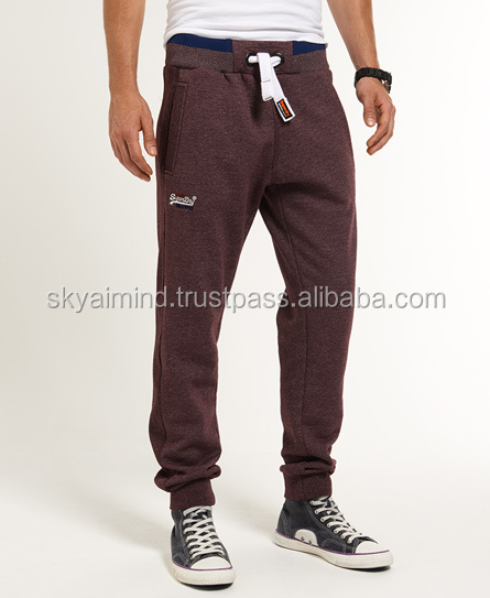 fleece made pants,cotton fleece made Trousers,customized design polar Trousers