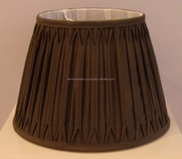 Indian pleated table lamp shade for home decoration