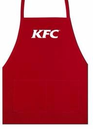 Promotional Aprons/ Adverting Apron/ Cotton Gift Aprons/ Giveaway Cotton Apron
