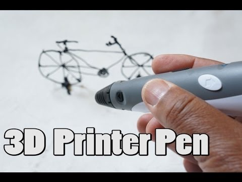 3D Printer Pen - awesome fun with this $79 handheld 3D printer [Review]
