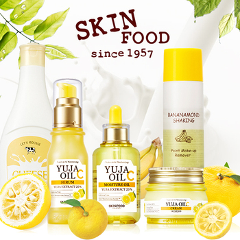 skin food products