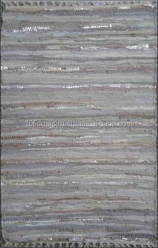 Leder Lappen Teppich Buy Indian Leder Teppiche Leder Teppiche Fur