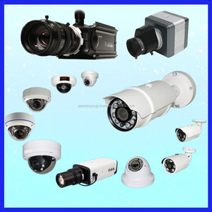 Widely used board type Japan CCTV camera , ISO9001 certified