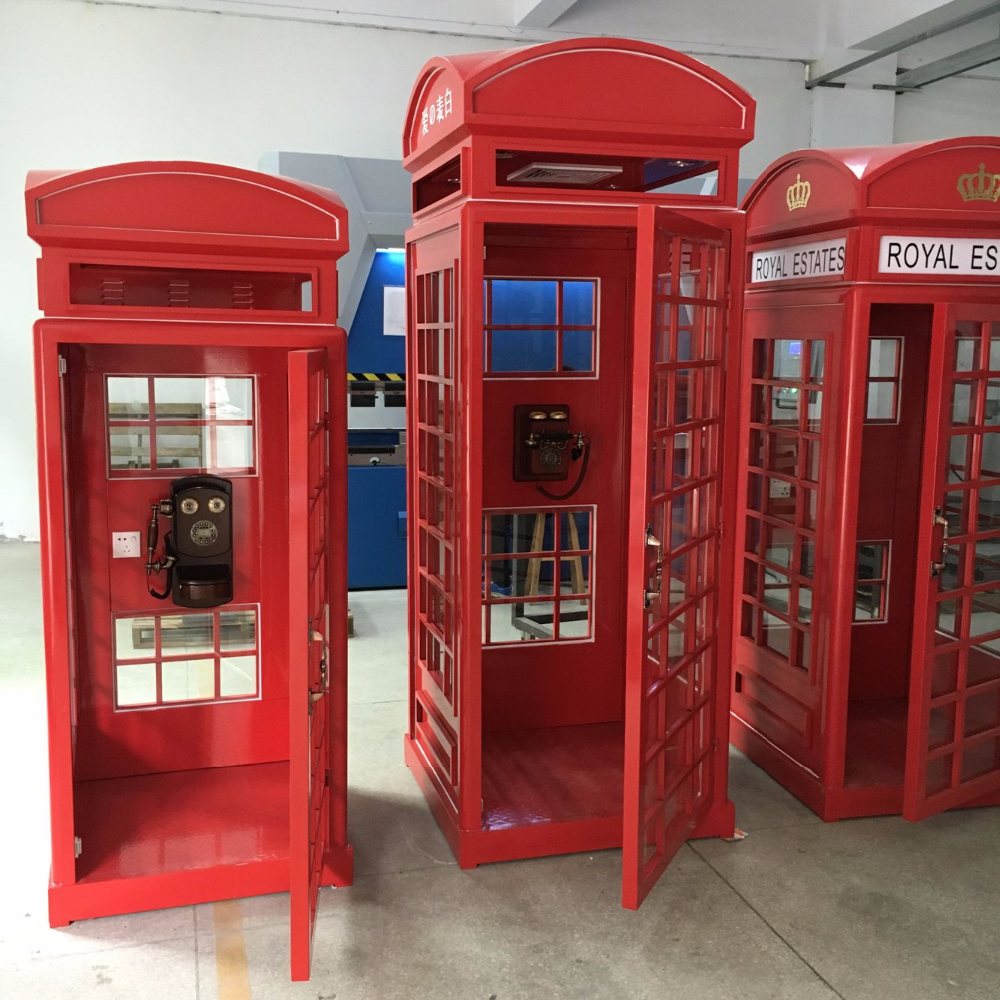 Old Telephone Booth Phone Booth For Sale Buy Old