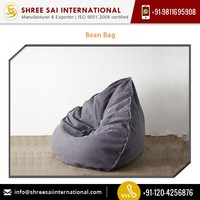 Different Colors and Patterns in Bean Bag Sofa Chair at Sale Price