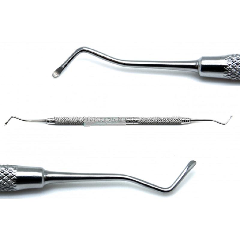 Implant Excavator Excavator Periodontal Dental Rubber Dam Oval ...