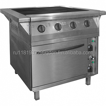 Industrial Electric Stove PEP 048DSH