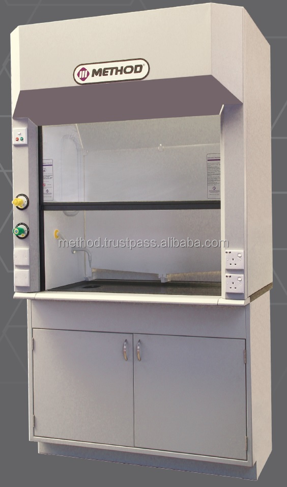 Heavy Duty High Quality ASHRAE 110 Tested Fume Hood