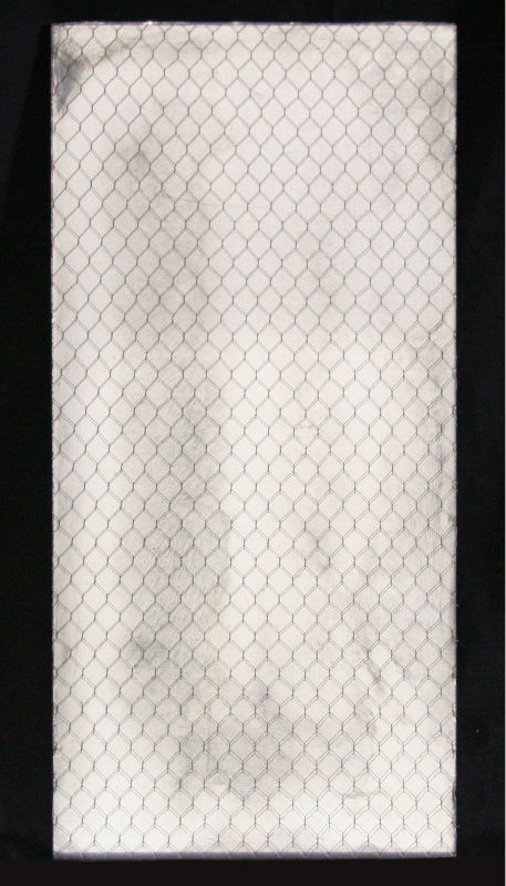 Antique Silvered Mirror Chicken Wire Glass - Buy Clear Wired Glass ...