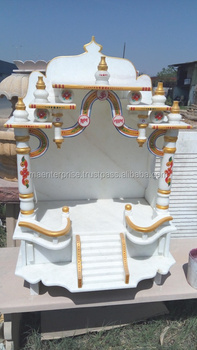 Home Temple Design. Big South Indian Home Temple Design. Puja Room ...