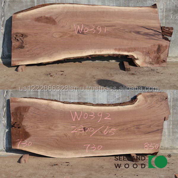 Beautiful Walnut Wood Slab In Bulk Buy Walnut Wood Slab Wood Walnut Kiln Dry Slab Walnut Black Product on Alibaba Model - Popular where to buy wood slabs Picture