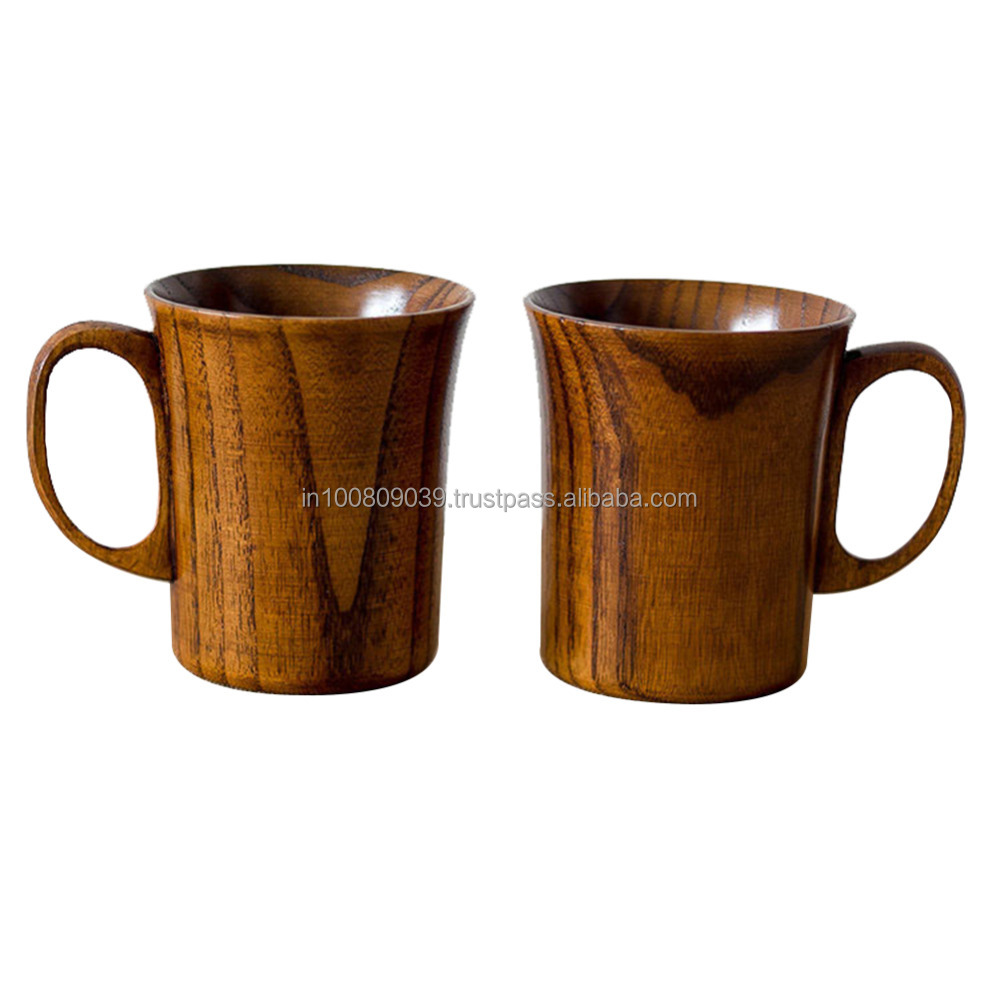 Wooden Coffee Mugs Tankards Cup Mug Product On Alibaba