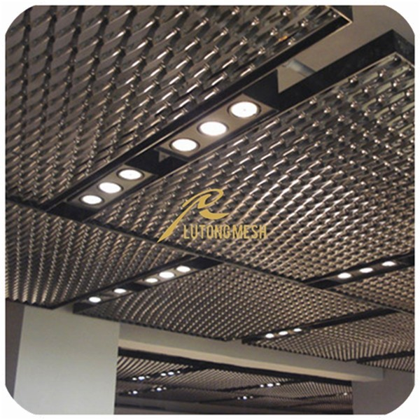 Architectural Exterior Decorative/protective Metal Wire Mesh ...