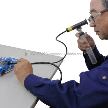 Waterproof and easy to handle flexible borescope for petrochemical plants