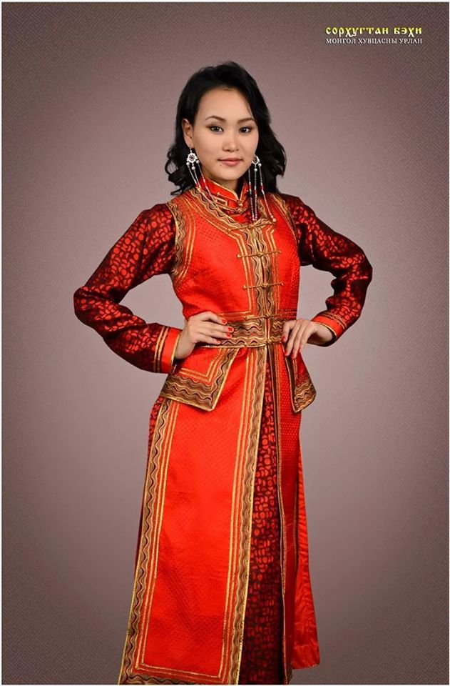 Deel - Buy Mongolian Dress Product on Alibaba.com