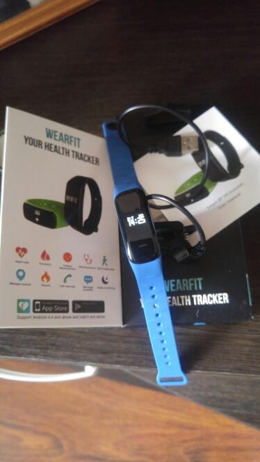 SUNSKY - M8 Blood Pressure Heart Rate Bluetooth Smart Bracelet