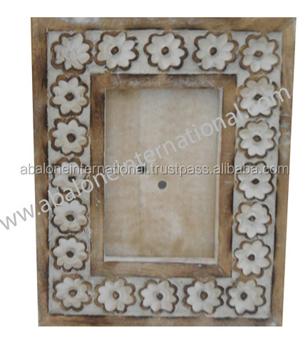 Wooden Photo Frame Home Decor Items Gift Items Christmas Decoration
