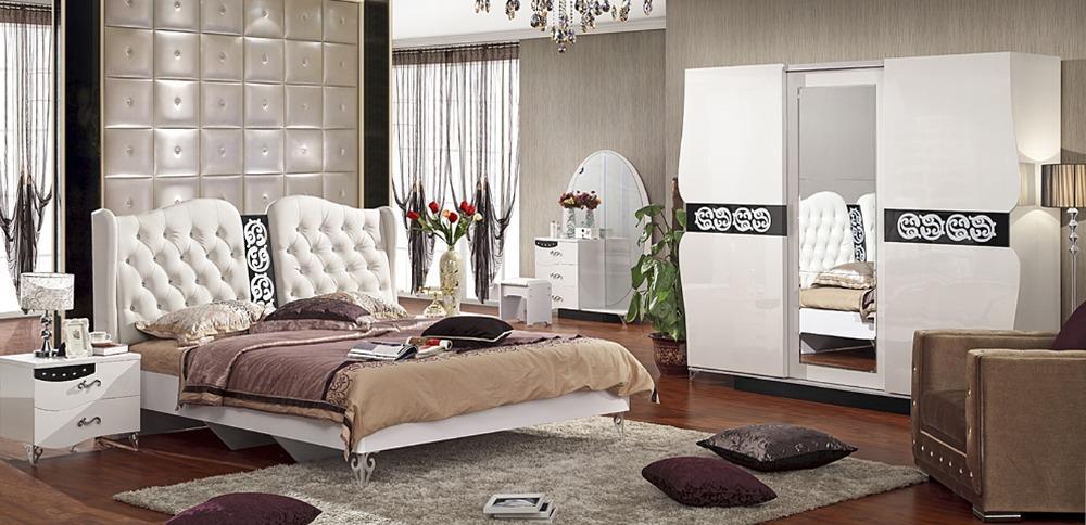 Chambre à coucher de style turc