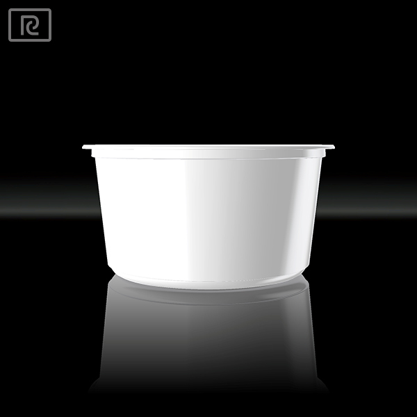 T Pp5 500 1100 1500 2000 Ml Salad Disposable Microwave Food Rice Noodles Container Plastic Bowl
