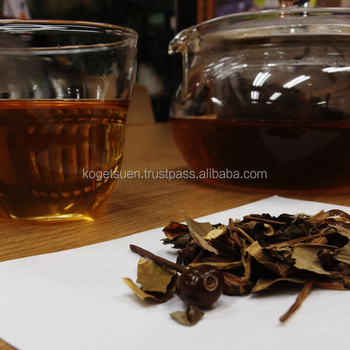 delicious and good for the body Houttuynia cordata tea made by japan