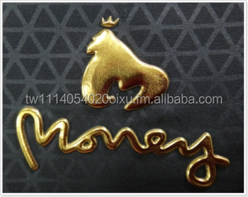 3d Gold Tpu Puff Custom Embossed Heat Transfer Label Patch - Buy Heat Press  Patches Product on Alibaba com