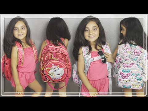 Back to School - School Bag and Lunch Bag Edition Disney Store & Pottery Barn for Kids)