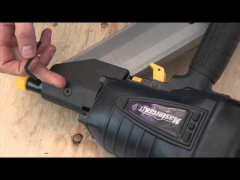 Framing Air Nailers User Guide From Canadian Tire