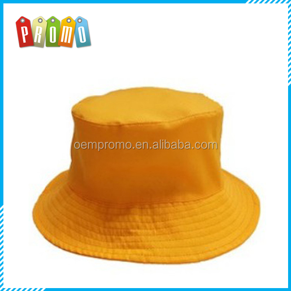 High Quality New Style Blank Fisherman bucket hat