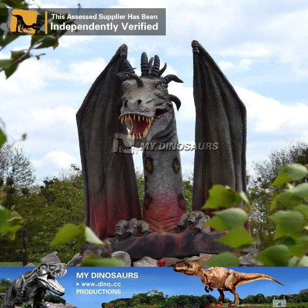 MY Dino-C017 Wholesale High Quality Life Size Dragon Statues