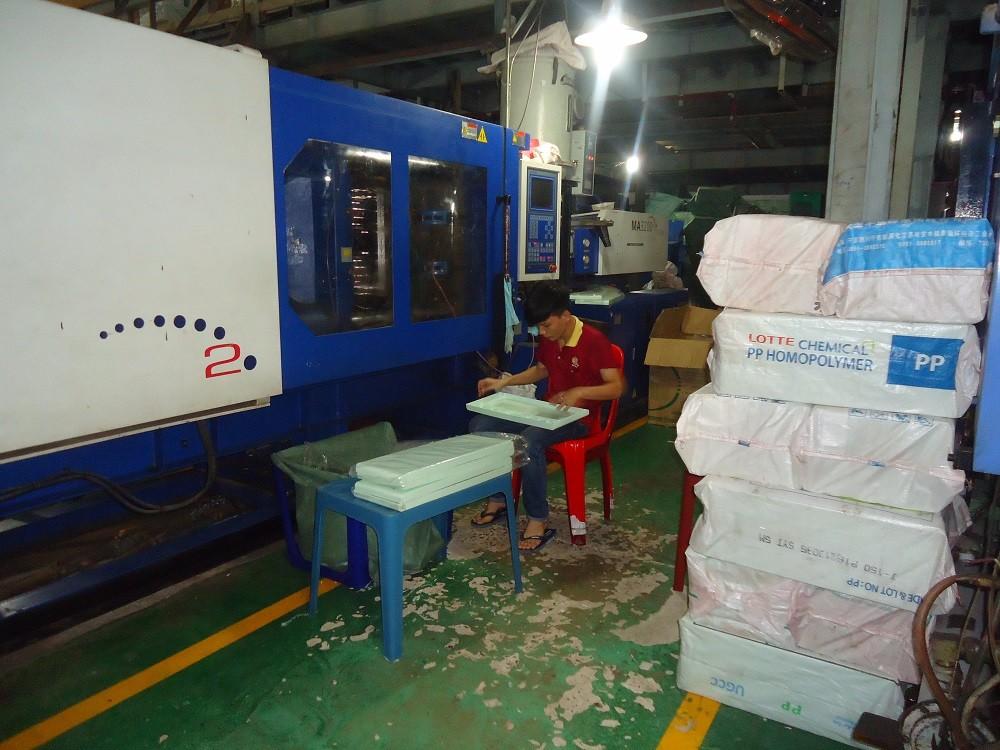 Plastic Cabinet for Children with Lock Vietnam QP-1867