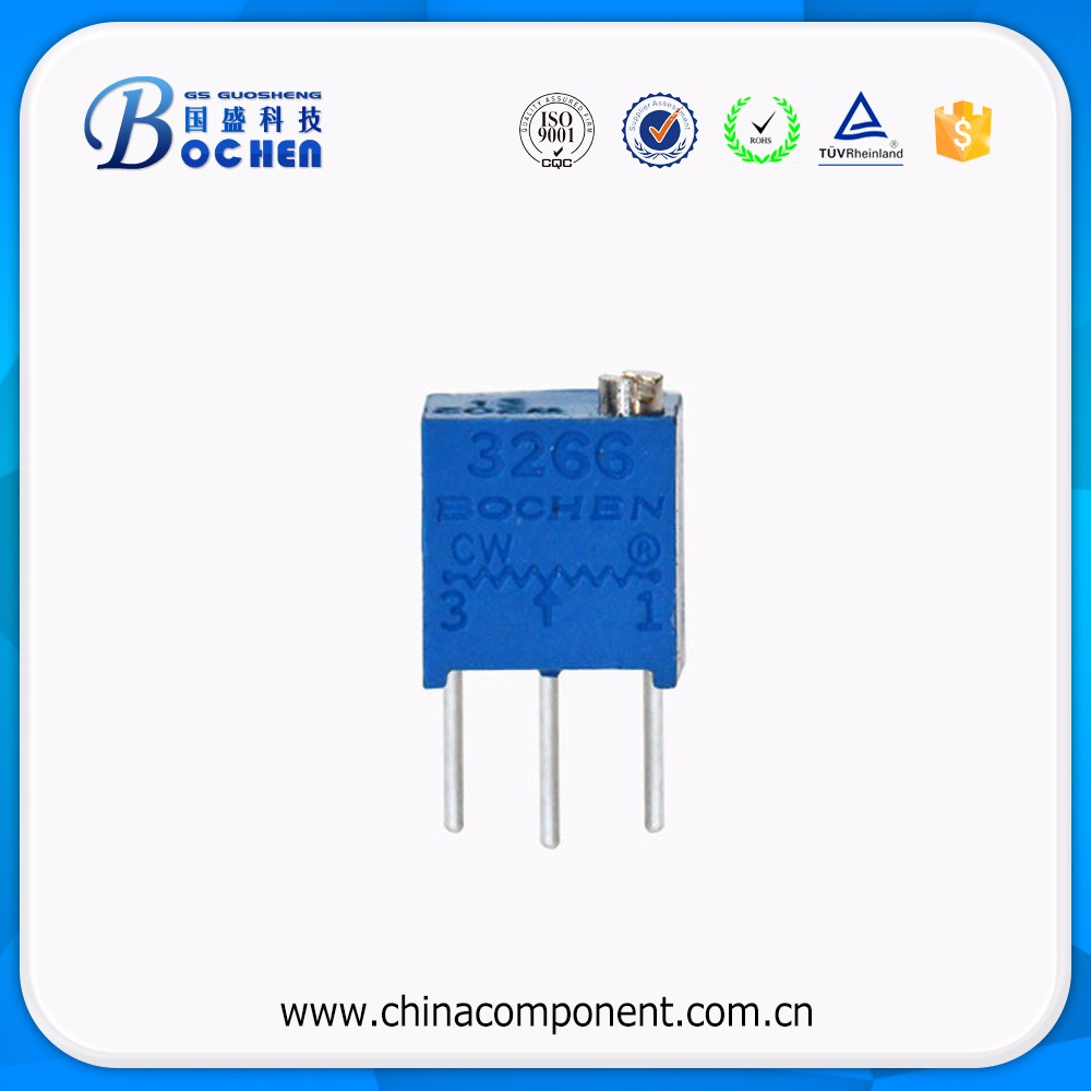 5 X 5k 3296 multiturn variable potenciómetro Trimmer pot Resistor