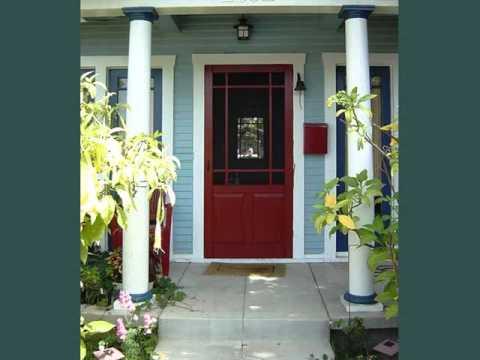 Screen Door For Front Door | Screen Door Collection