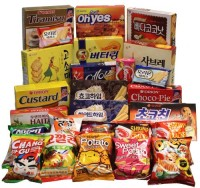 Korean snack wholesale 2019