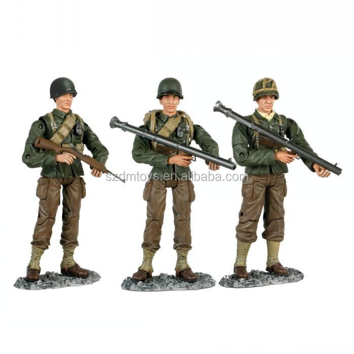Oem Military Play Set Pvc Action Figure Anime Merchandise Icti Factory -  Buy Military Play Set,Pvc Action Figure,Anime Merchandise Product on