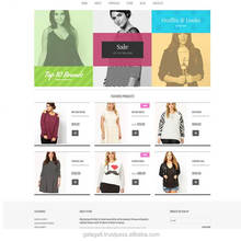 Hot Sale On Best Outsource Ecommerce Website Design and Development Service for Garments - www.theme4biz.com