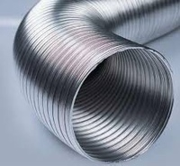 Stainless steel chimney liners