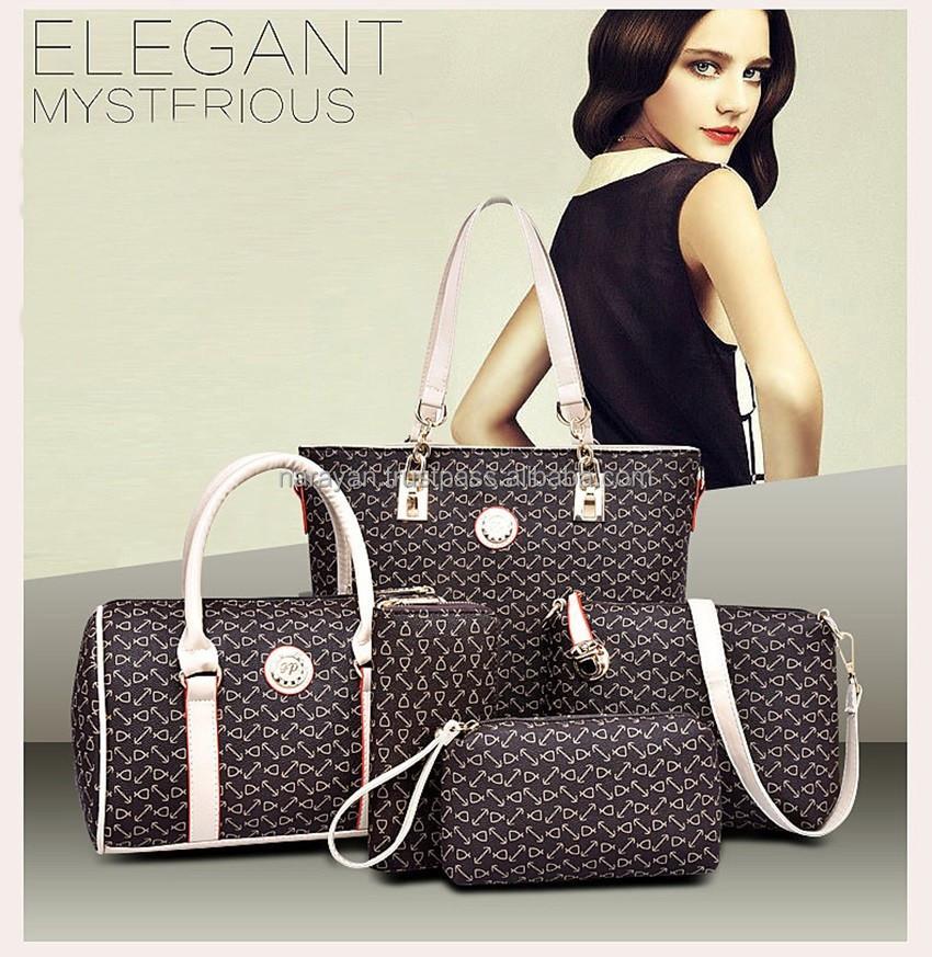 48cb5090688c7 5 مجموعة من النساء حقيبة ، 5 مجموعة السيدات حقيبة ، 5 مجموعة النساء ...