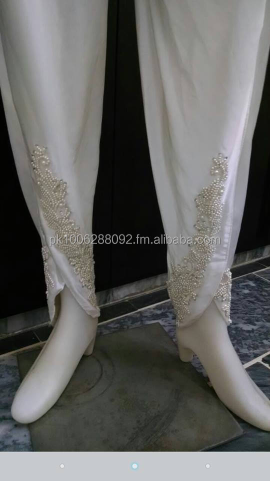 Embellished Tulip Pants and Shalwars