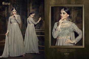 Bridal Salwar Kameez Fancy Designer Suit Gown Indian Salwar Suit ...