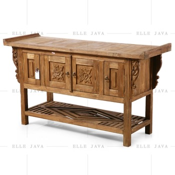 Wondrous Old Teak Wood Console Table Wooden Furniture Buy Teak Wood Root Furniture Reclaimed Teak Wood Furniture Wooden Console Product On Alibaba Com Inzonedesignstudio Interior Chair Design Inzonedesignstudiocom
