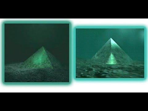 "BERMUDA TRIANGLE  Giant Sphinx &  Pyramids ""REWRITE"" History - Lost Continent ATLANTIS FOUND!"