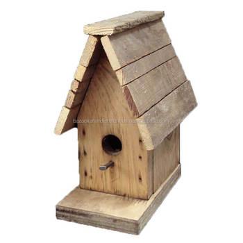 Hanging Bird House Wooden Bird House Decorative Bird House