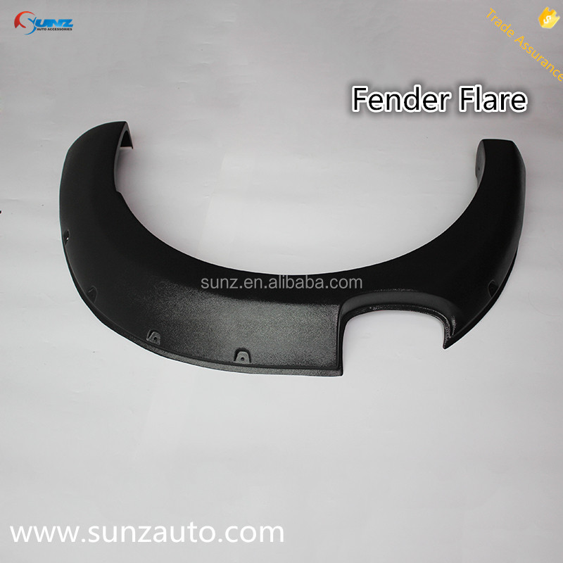 Fender Flare For Ford Ranger T7 2016 New Texture Fender Trim 2015 ...