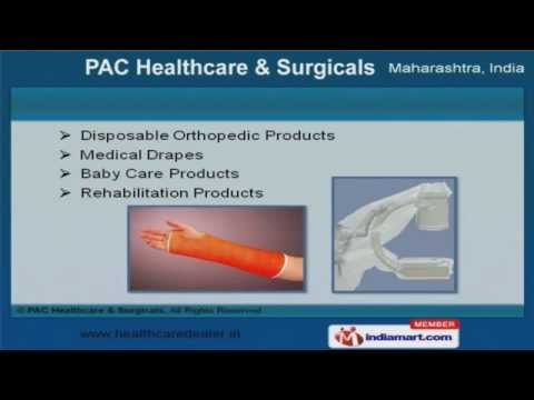 Medical Disposables & Healthcare Products by PAC Healthcare & Surgicals, Mumbai
