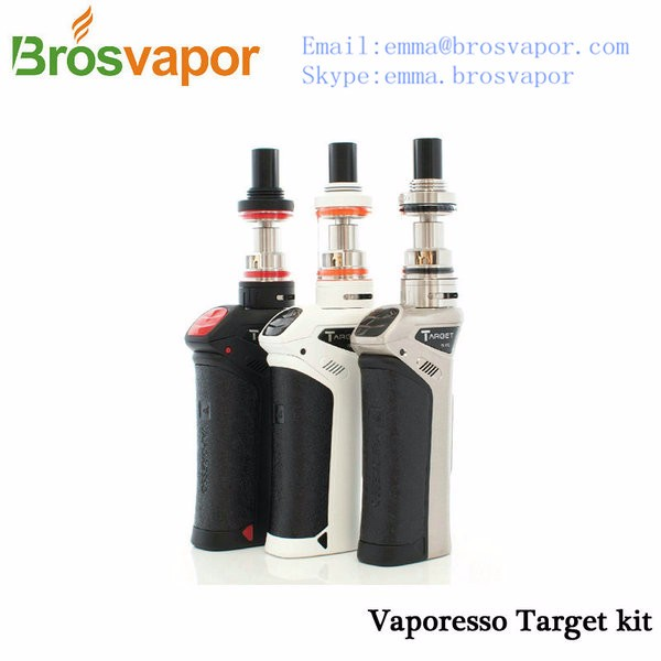 Mouse over image to zoom Authentic Vaporesso Target 75W VTC Mod w Tank Starter Full Kit All Colors