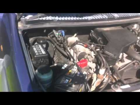 Daihatsu Terios 1.3 engine sound