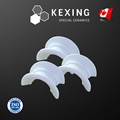 "1/2"" Ceramic Saddle Ring Random Packing Media"