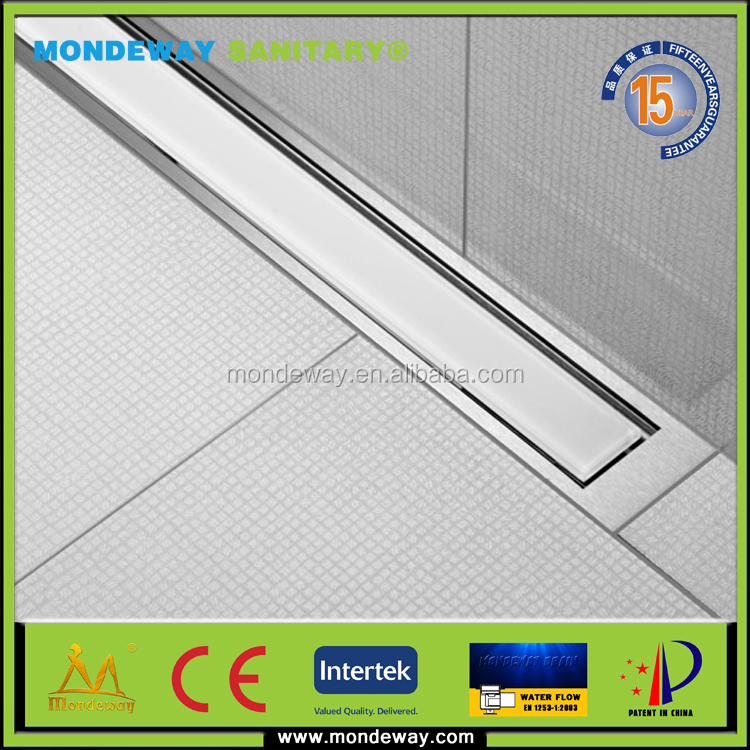 Hot Sales For 1000mm Of Ss304/bathroom Accessories Cell Up Drianage Leak  Base Linear Luxury Shower Drainage With Good Prices - Buy Drianage Leak  Base